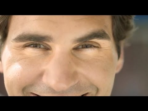 Making-Of Roger Federer Spot - Credit Suisse Bonviva