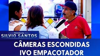 Ivo Empacotador  | Câmeras Escondidas (09/06/19)