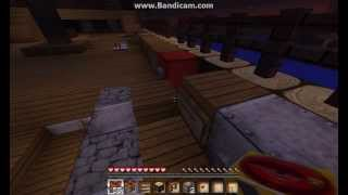 Minecraft Pirate Battle Royale Ship MiniGame