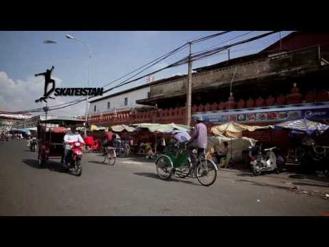 Wheels to Grow - Teaser - Skateistan Cambodia