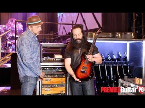 John Petrucci & John Myung (Dream Theater) - Premier Guitarが機材インタビュー動画約37分を公開 thm Music info Clip