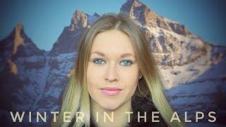 Winter in the Alps | DJI Phantom 4 Sony A6300 | 4K