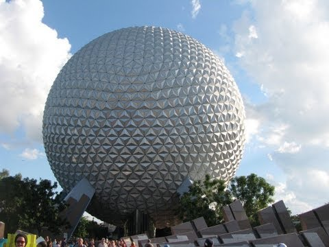 Epcot 2013 Tour and Overview - Walt Disney World HD
