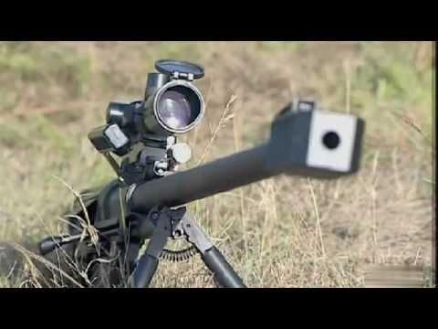 снайперская винтовка корд