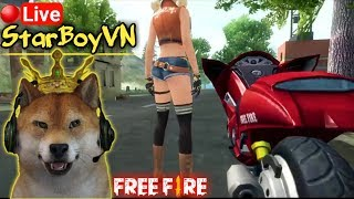🚨 StarBoyVN   Free Fire có xe máy chưa ae :3