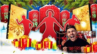 FIFA 19: 3 WALKOUTS DIREKT HINTEREINANDER 😱🔥 BEST OF Futmas Pack Opening