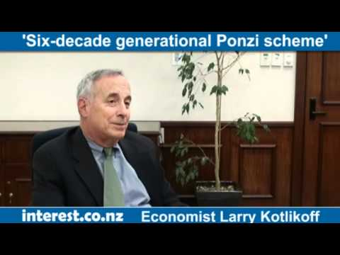Larry Kotlikoff on the Clash of Generations
