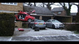 Car Crash  Accidents Compilation #3 2015 HD