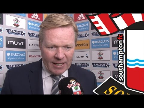 Koeman reflects on late defeat to Chelsea