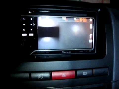 dvd pioneer 2 din no palio elx 2007
