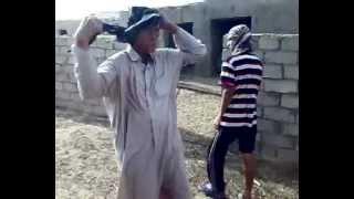 رجل عصبي تحشييش  وضحك بس ركز عالكلام (من عباس زعيم) .mp4