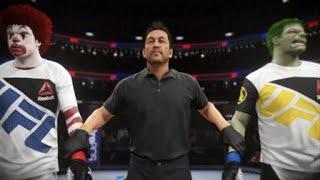 EA SPORTS™ UFC® 2 Супер  комбуля)))