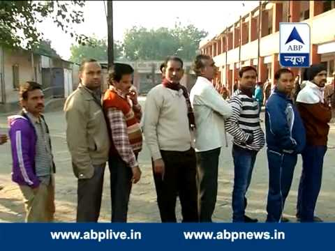 Delhi Polls: Voting on Mangolpuri Assembly Seat