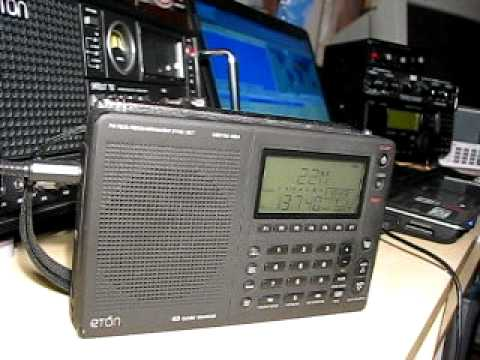Shortwave Radio Comparing Test 19.1.2012.