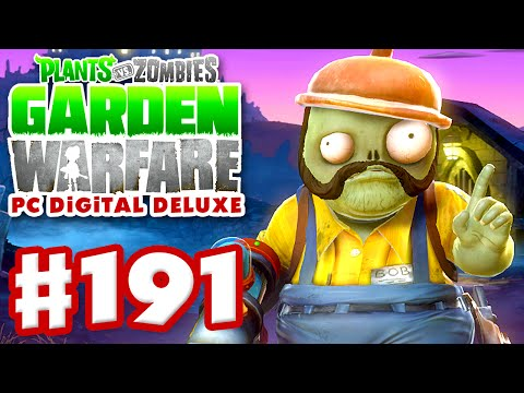 Plants vs. Zombies: Garden Warfare - Gameplay Walkthrough Part 191 - Gardens & Graveyards (PC)