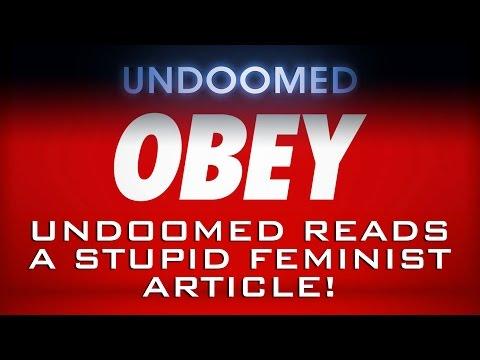Undoomed Reads: A Stupid Feminist Article