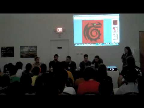 How To Train Your Dragon Artists' Panel @ Nucleus: Part 1