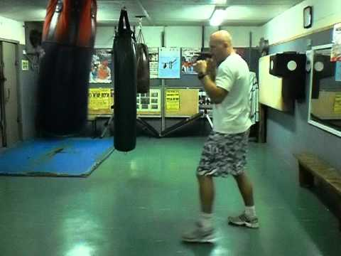 boxing foundementals, footwork and sidesteps drills Image 1