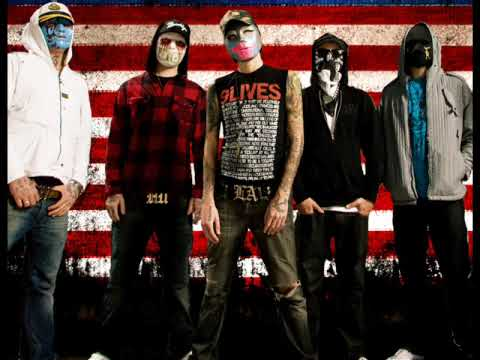 Hollywood Undead - Immigrant Song