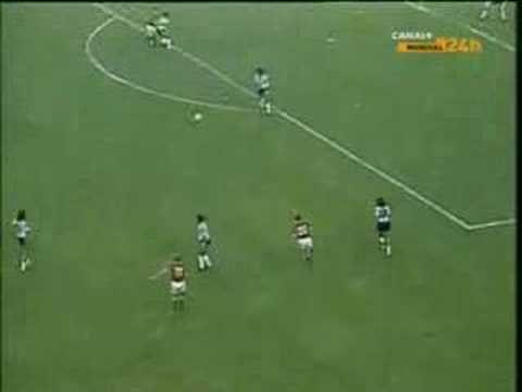 FIFA World Cup 1982 - Argentina vs Belgium ( 1st Half )