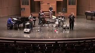 """UTSA Faculty Jazz Trio - """"Red Clay"""""""