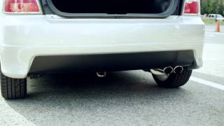 Exhaust 3 (Hyundai Accent)