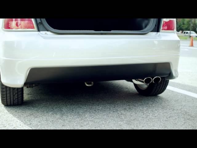Exhaust 3 (Hyundai Accent)