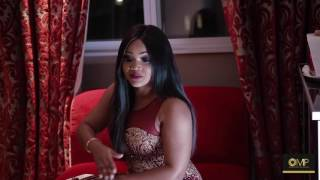 Nollywood actress Mercy Aigbe Gentry behind the scene shoot - London