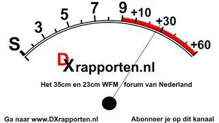 WFM Radio station RT Haren Action Stellendam 35cm