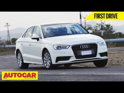 2014 Audi A3 Sedan 1.8 TFSI Petrol | Exclusive India Drive Review | Autocar India