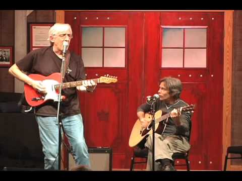 Bill Kirchen and Tim Reynolds -