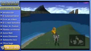 Final Fantasy VII | Algunos bugs a tener en cuenta