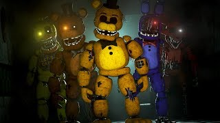 (SCARY) Five Nights at Freddy's Songs & Animations