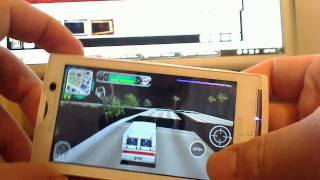 Gangstar Cool Android Game Free Full Version GTA on Xperia X10 Android 2.1