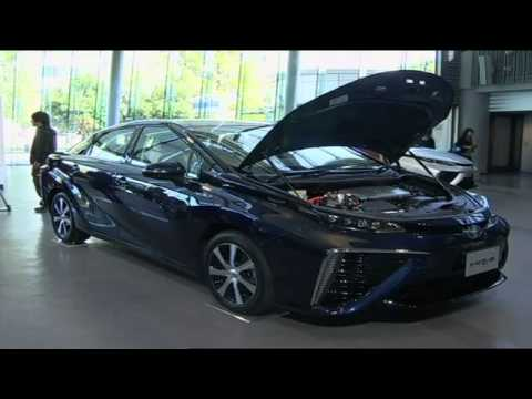 Toyota Motor Corp To Sell Hydrogen Powered Vehicles