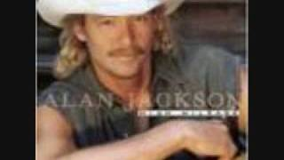 Watch Alan Jackson Right On The Money video