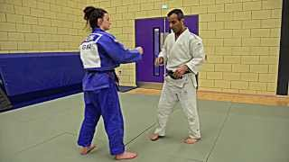 JUDO - Variations on Ippon Seoi Nage