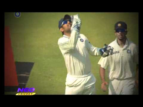 India vs New Zealand Second Test 2010 LIVE on NEO Cricket
