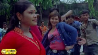Utshobe Annode Nachbo chonde Chonde | Jaan (2016) | Full HD Movie Song | Bindiya | CD Vision