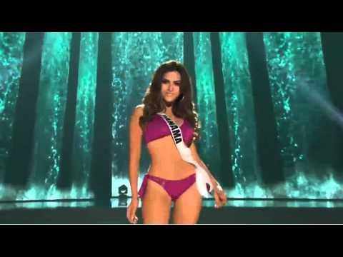 Participación de Miss Panamá en la Preliminar de Miss Universo 2015