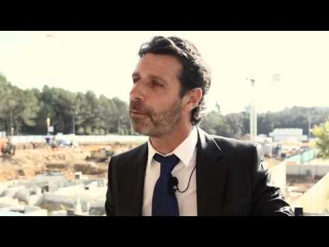 Serena William's Coach, Patrick Mouratoglou (Part 1)