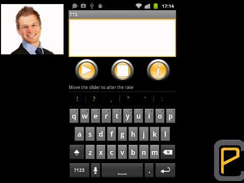 William UK English Text to Speech Voice APK Cover