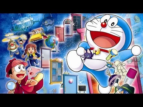 """Doraemon the Movie: Nobita's Secret Gadget Museum"" Trailer (English Subbed) thumbnail"