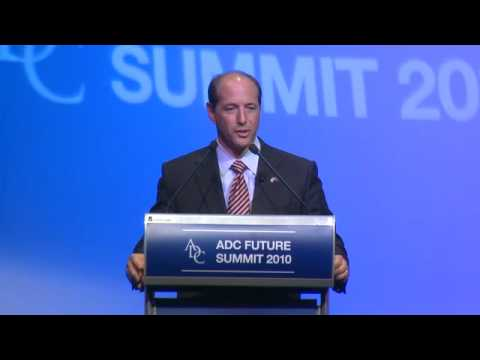 US Ambassador Bleich Addresses ADC Future Summit