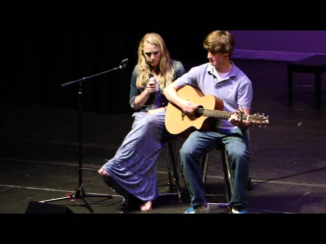 Stay by Sugarland Cover - Michael Dubus and Emma Sveen.mov