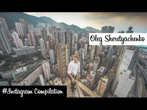 Oleg Cricket Sherstyachenko - Instagram Compilation