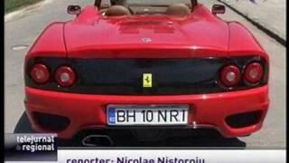 Ferrari fabricat la Oradea (11 iulie 2010)
