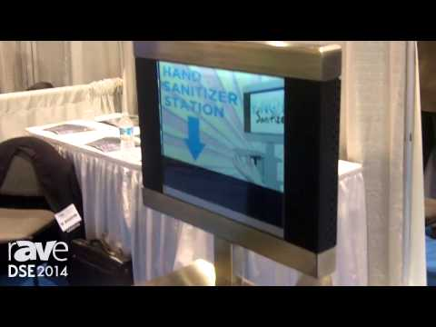 DSE 2014: Y-Not Sanitize Shows Off Its Dispenser And Explains Its Offering