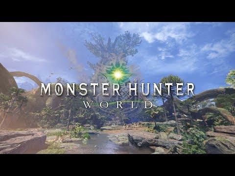 新たなモンスターハンターがPS4で展開!「モンスターハンター;ワールド」が2018年にPS4で発売決定!PV公開中