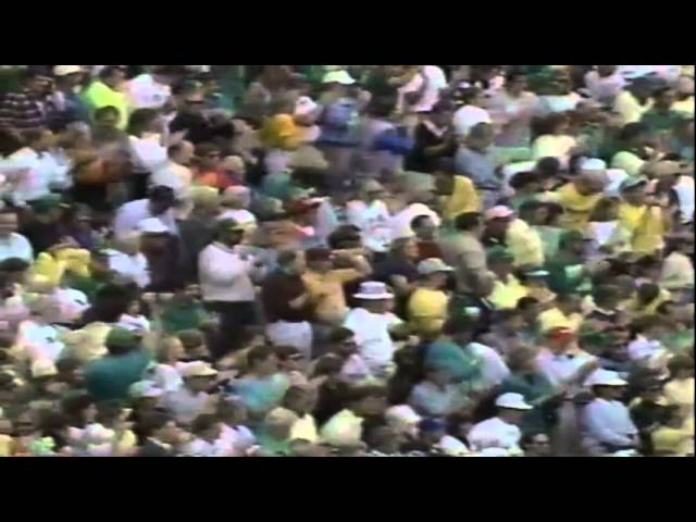 Oregon RB Sean Burwell 37 yard run vs. WSU 9-07-1991